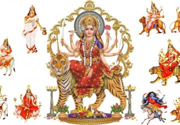 Goddesses Of Navratri