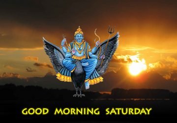 Good Morning Saturday Shani Dev