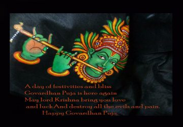 Govardhan Puja Attitude Status In English