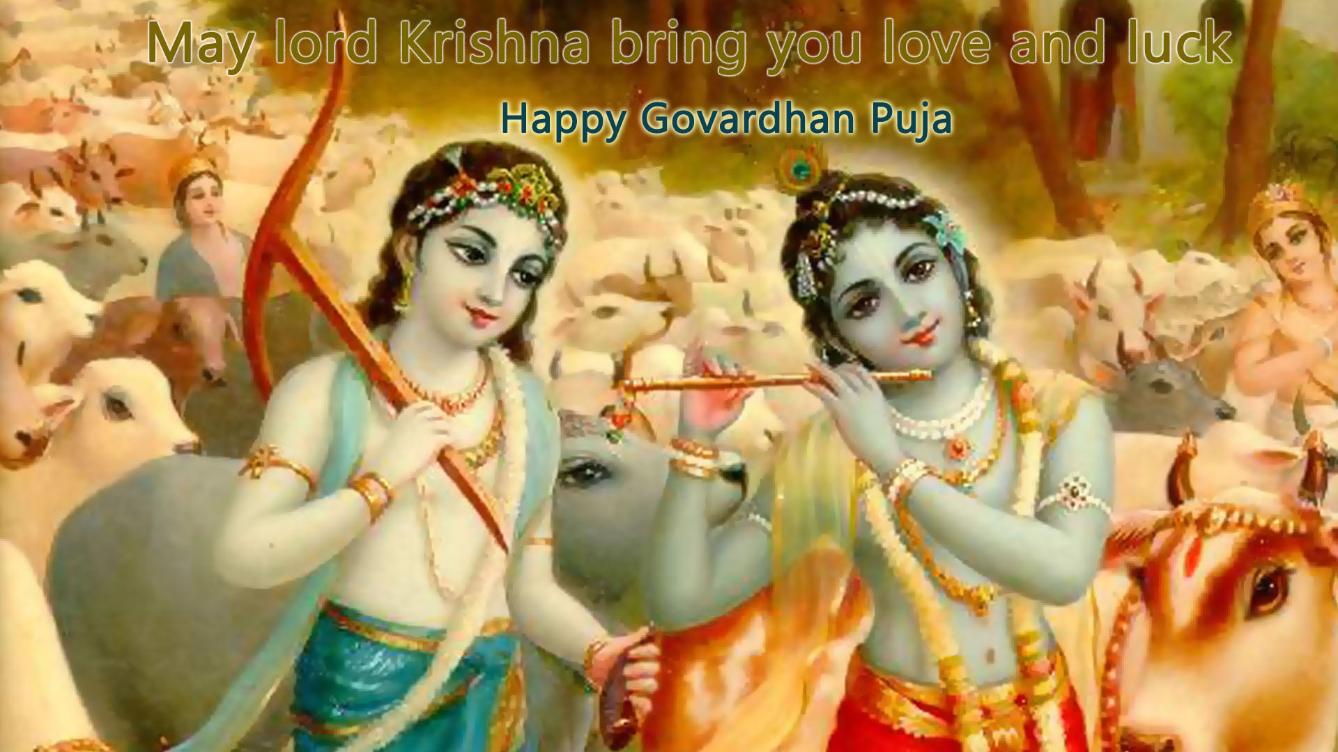 Govardhan Puja Images Hd