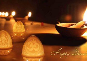 Greetings And Good Wishes Of Diwali Hd Desktop