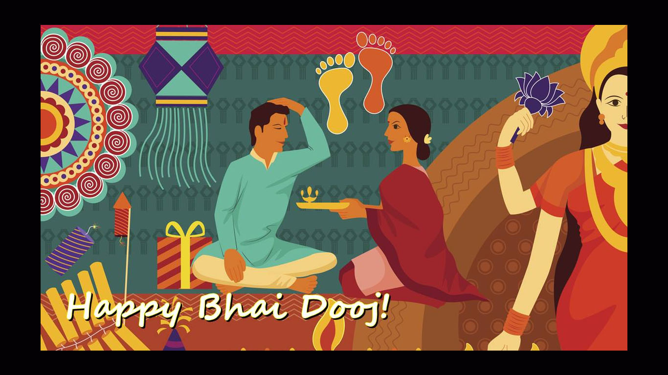 Happy Bhai Dooj Wallpapers