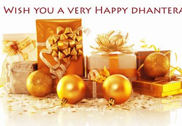 Happy Dhanteras Images With Quotes