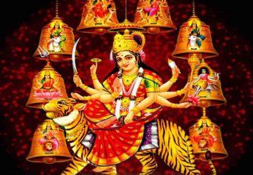 Hd Photo Mata Rani Durga