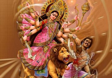 High Quality Maa Durga Wallpaper