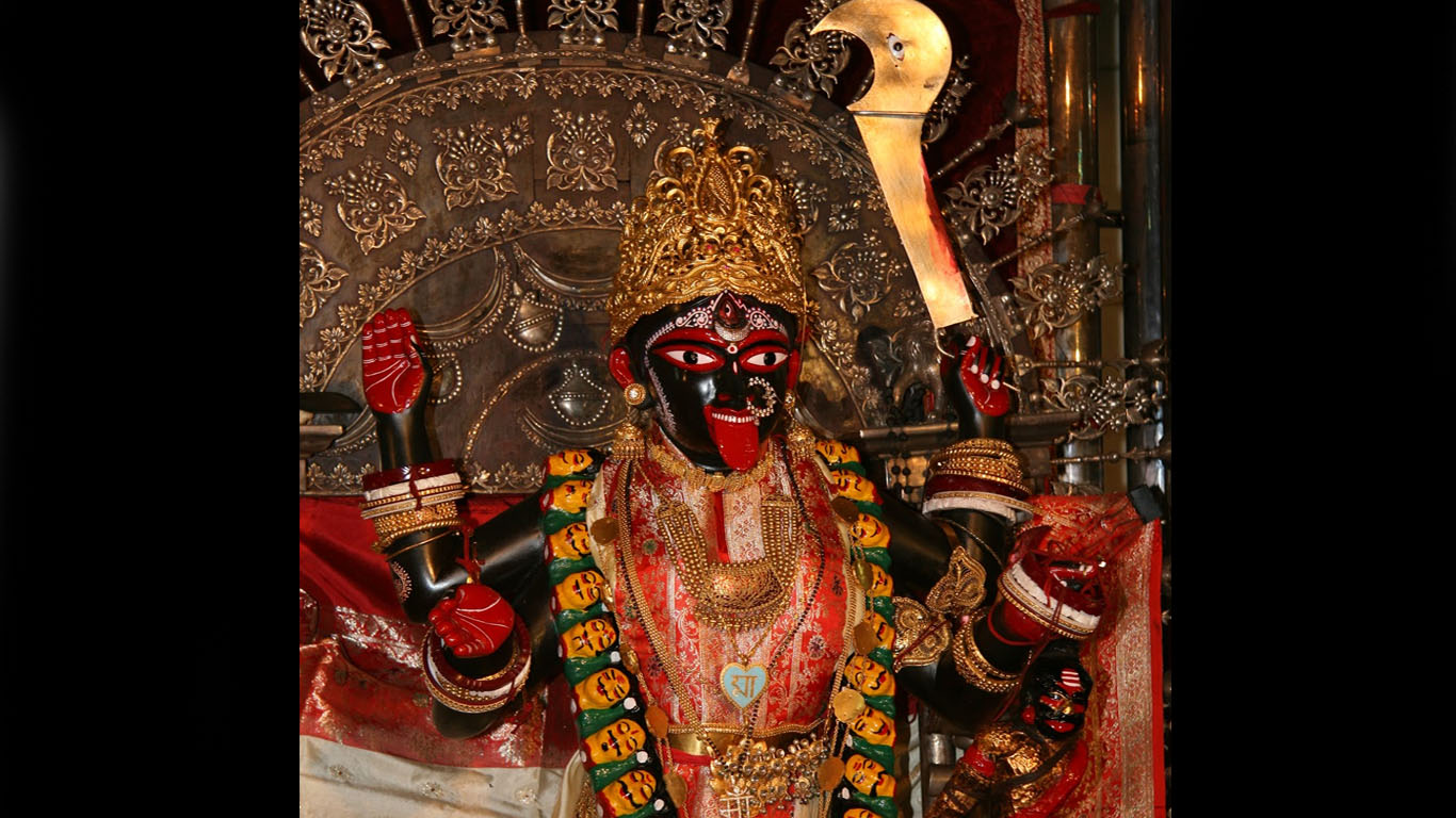 Image Dakshineswar Original Kali