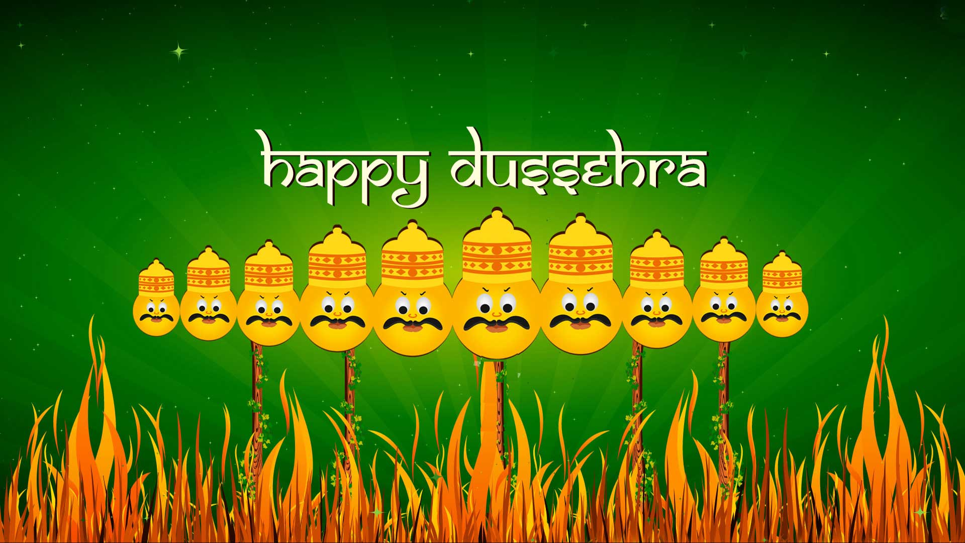 Images Of Dussehra Festival