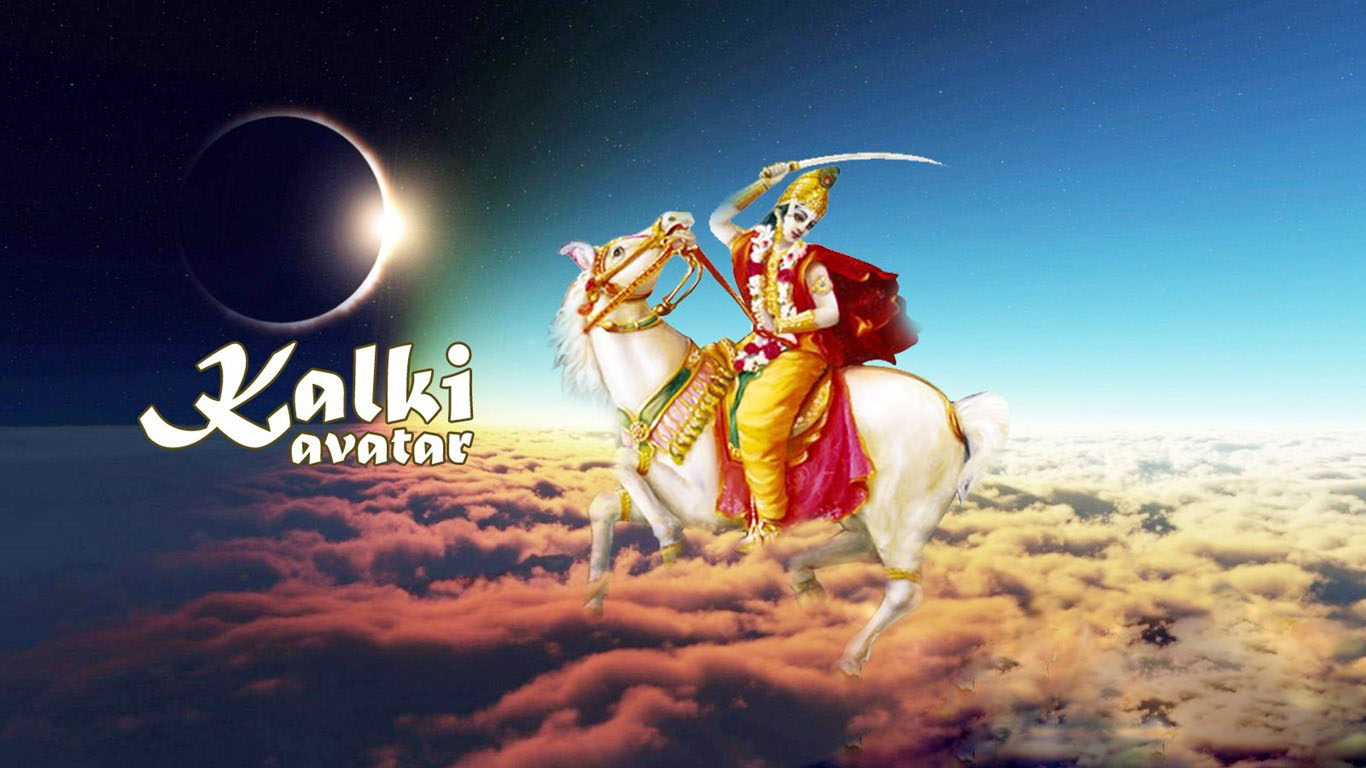 Images Of Kalki Avatar