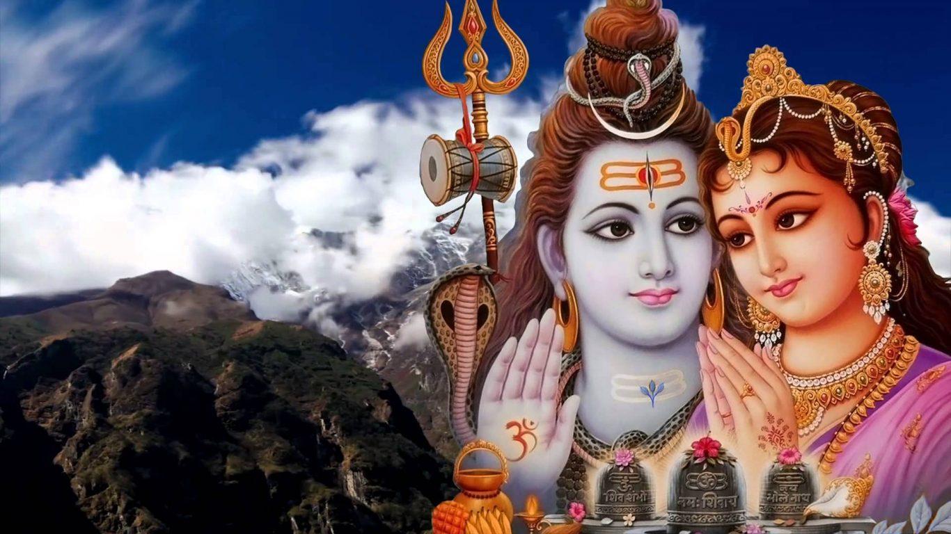 Shiva Parvati | Shiva parvati images, Photo, Image |Shiva Parvati Love Wallpaper