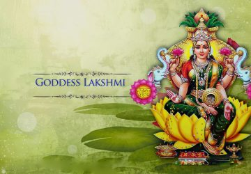 Jai Maa Laxmi Wallpaper Download