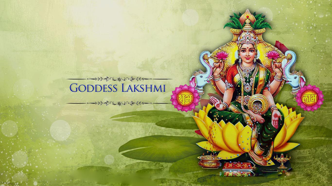 Jai Maa Laxmi Wallpaper Download Goddess Maa Lakshmi