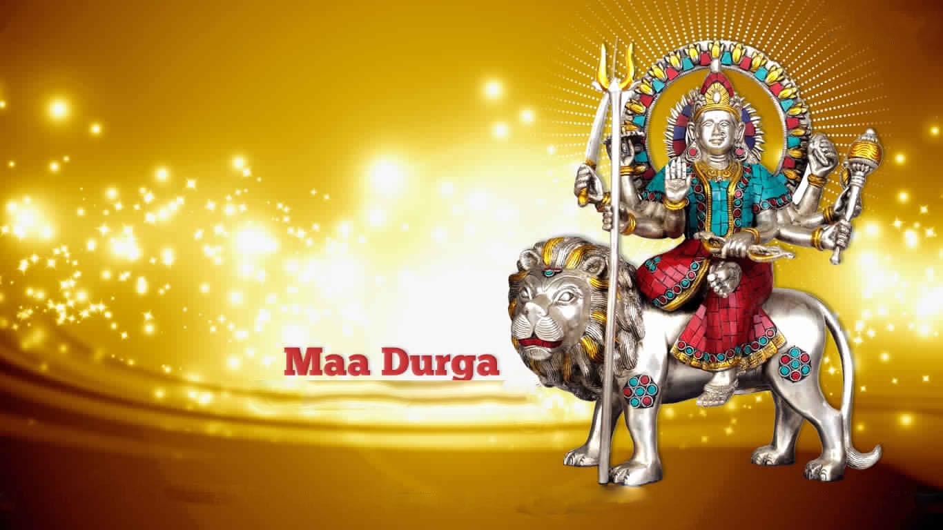 Jai Mata Di Image 3d