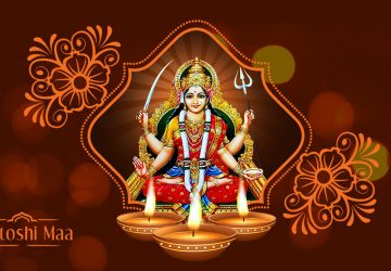 Jai Santoshi Maa Hd Photo Download