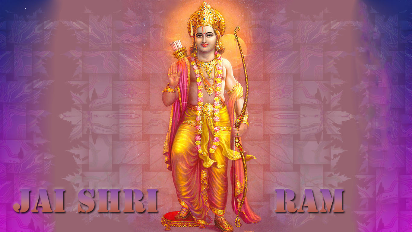 Jai Shri Ram Name Images Hindu Gods And Goddesses