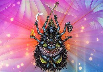 Kali Maa 3d Wallpapers