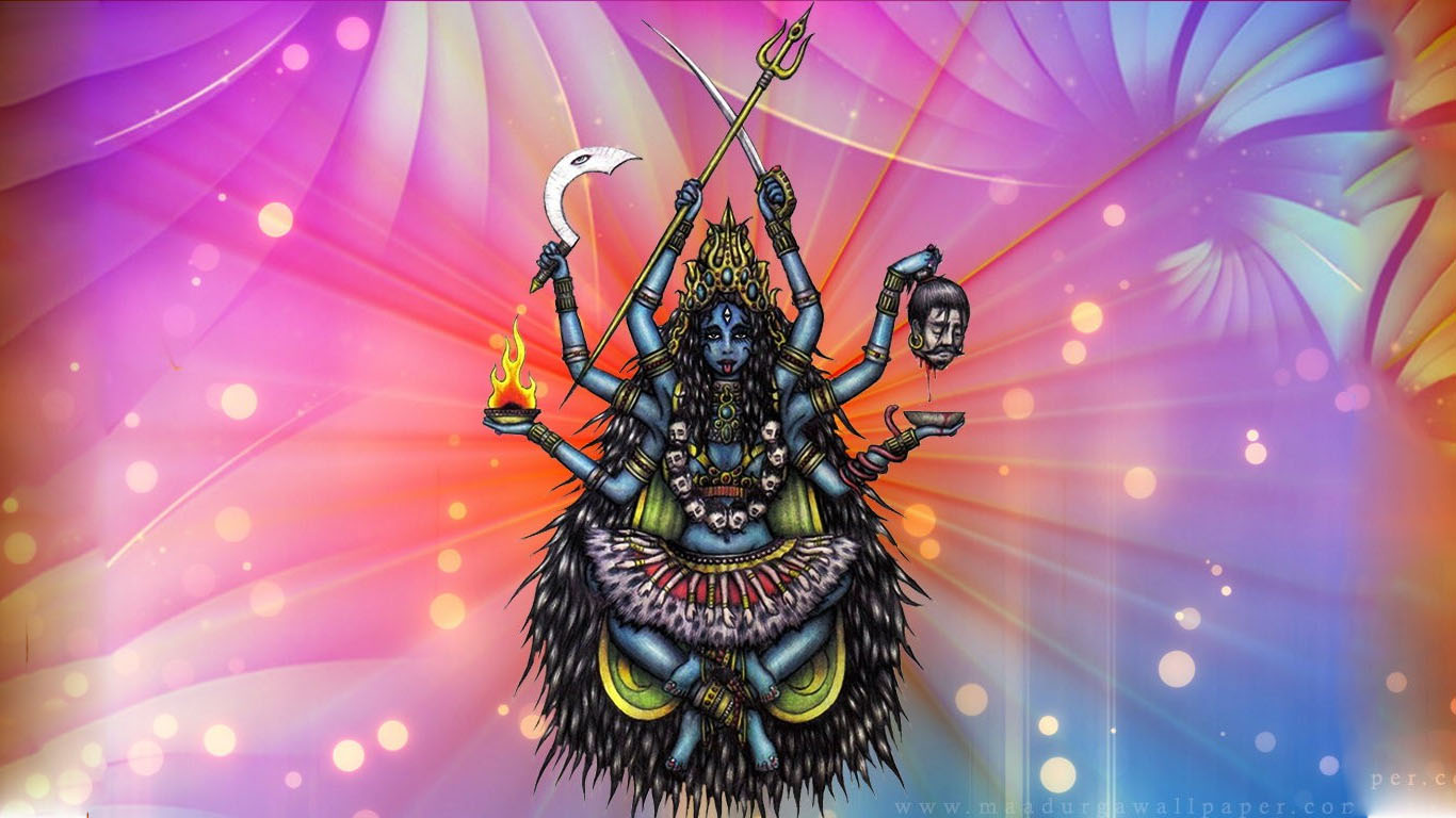 Kali Maa 3d Wallpapers