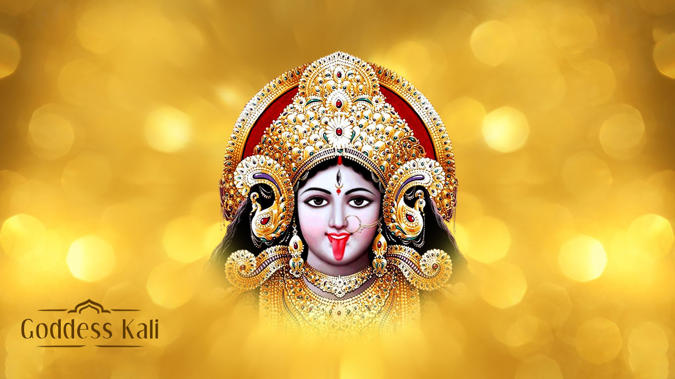 Maa Kali God Hd Wallpapers