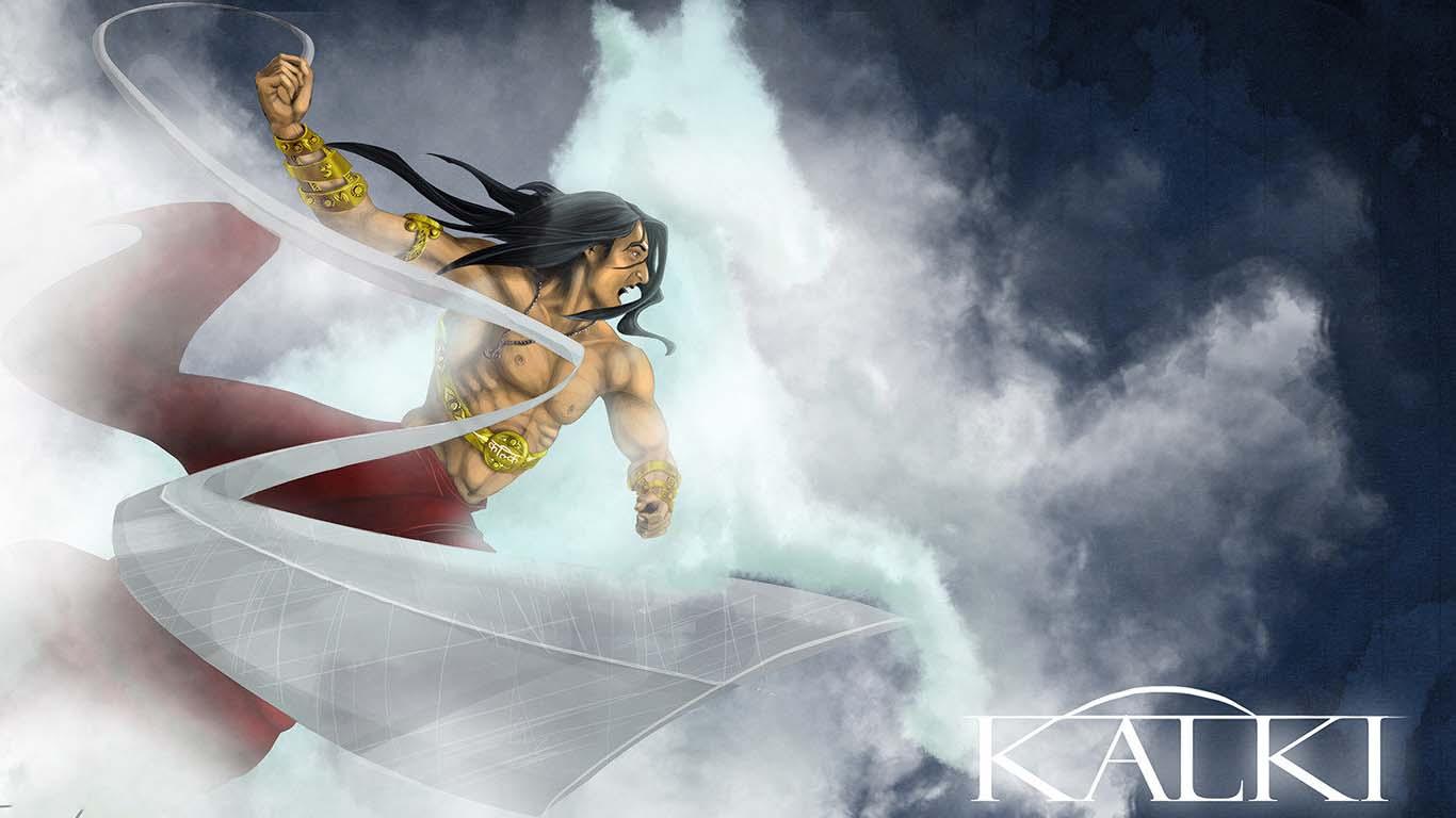 Kalki Avatar 3d Image