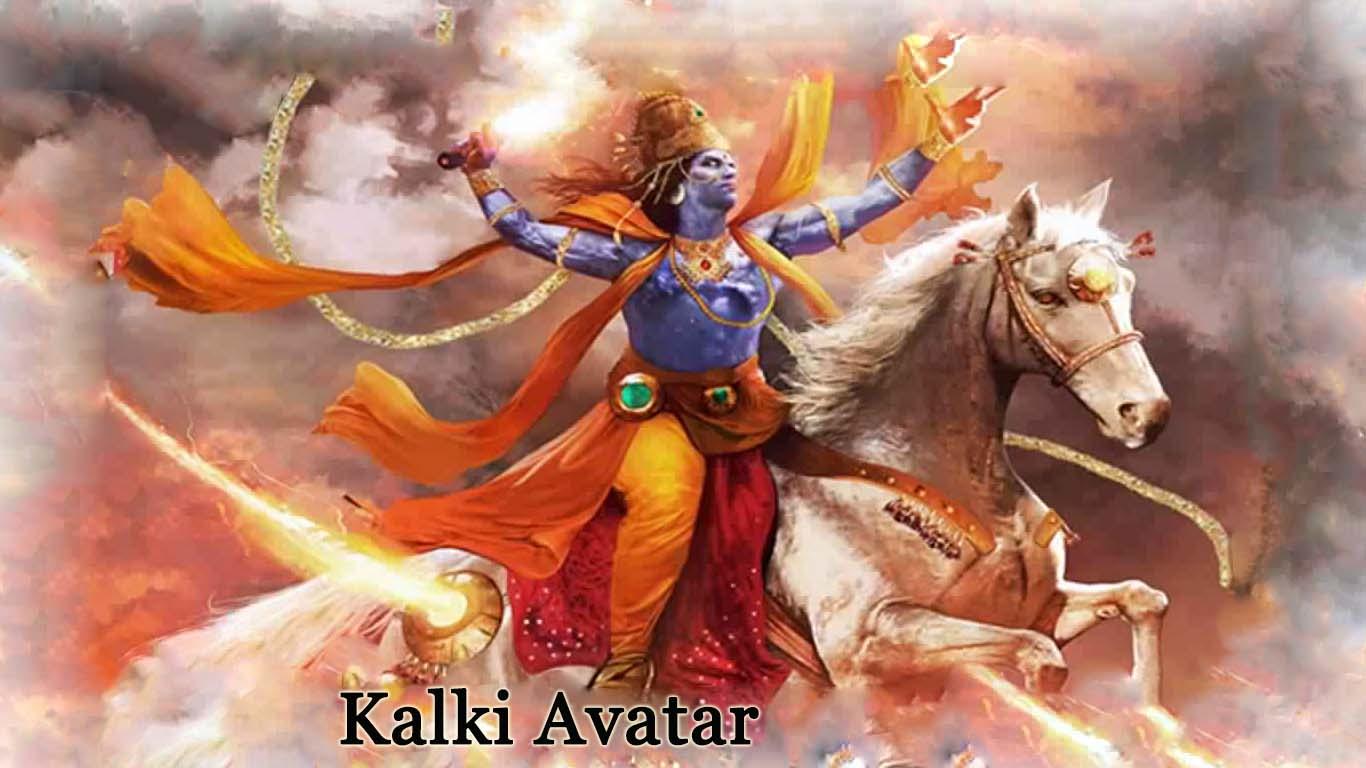 Kalki Avatar Hd Images