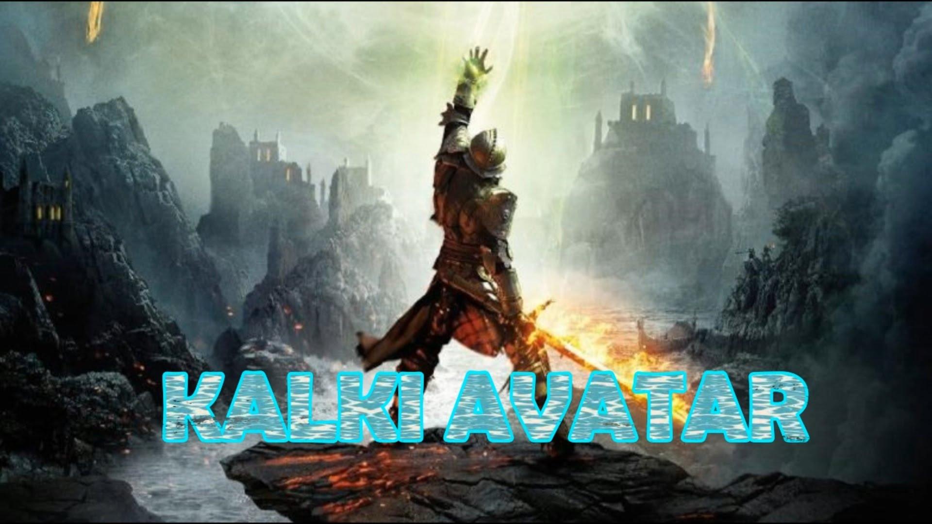 Kalki Avatar Hd Wallpaper