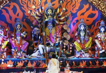 Kolkata Durga Maa Photo Gallery