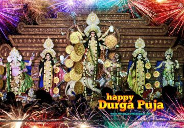 Kolkata Durga Puja Photo Gallery