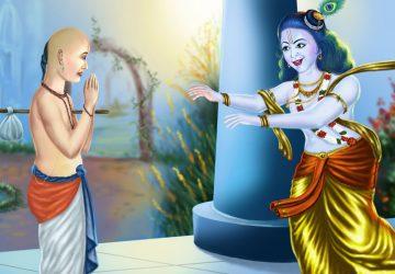 Krishna Sudama Dosti Images