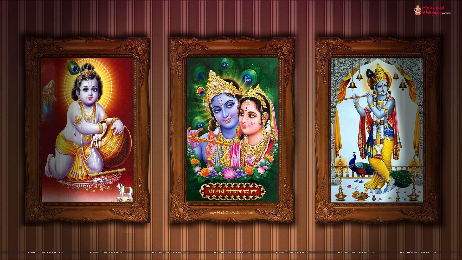 Krishna Wallpapers Download
