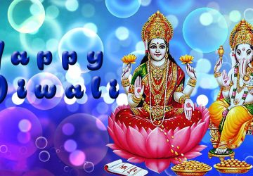 Happy Diwali Lakshmi Ganapathi Photos Hd