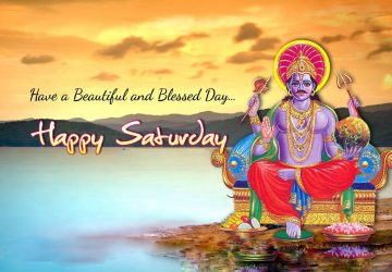 Latest Good Morning Shani Dev Images