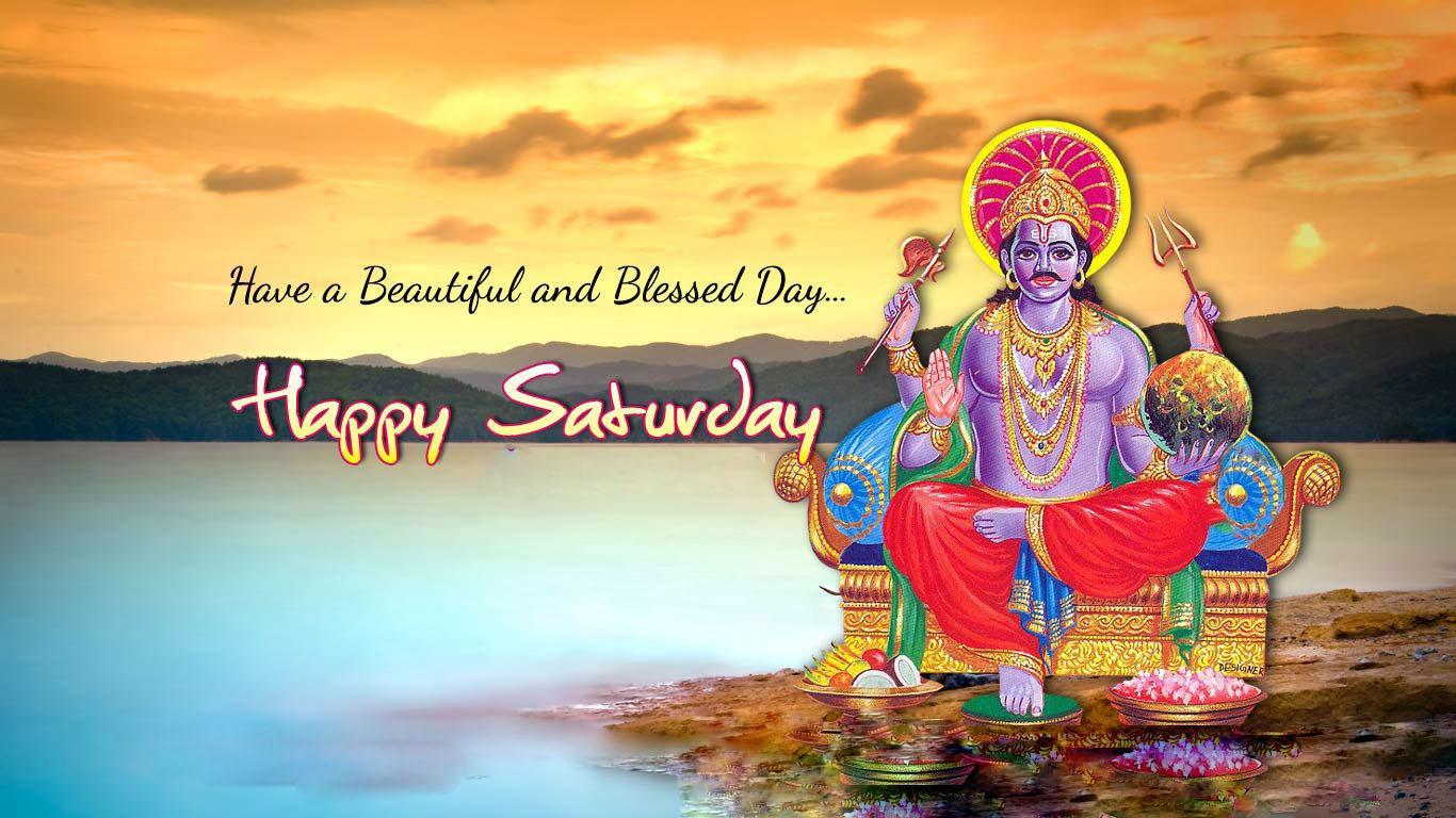 Latest Good Morning Shani Dev Images