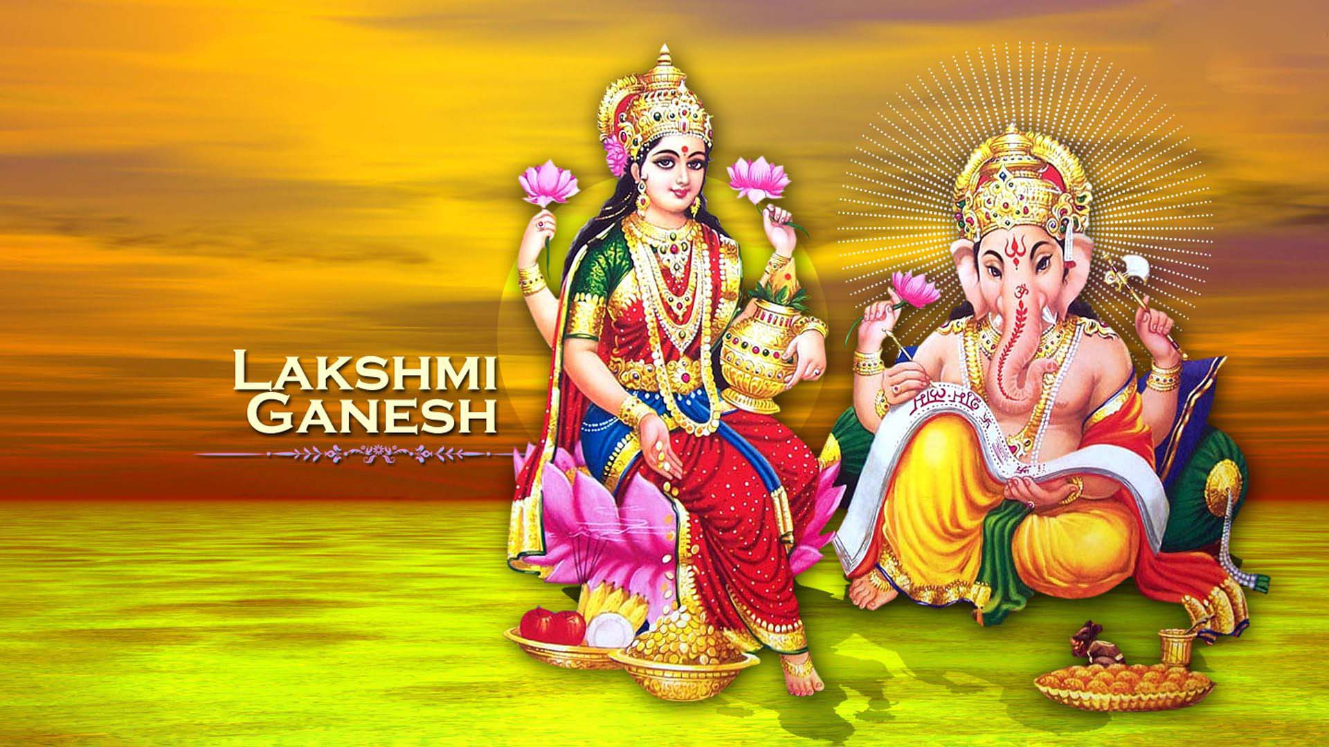 Laxmi Ganesh Hd Wallpapers