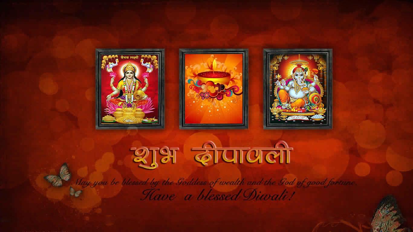 Laxmi Ganesh Ji Images Happy Diwali