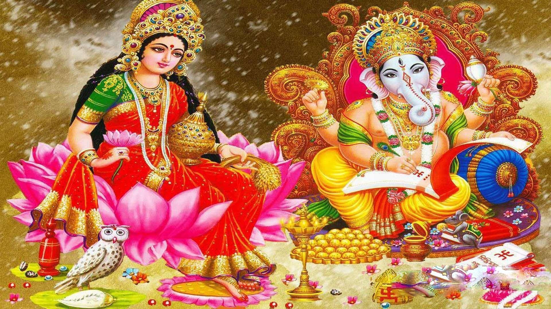 Laxmi Ganesh Photo Full Size