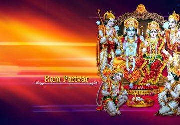 Lord Rama Lord Lakshmana And Goddess Sita Picture