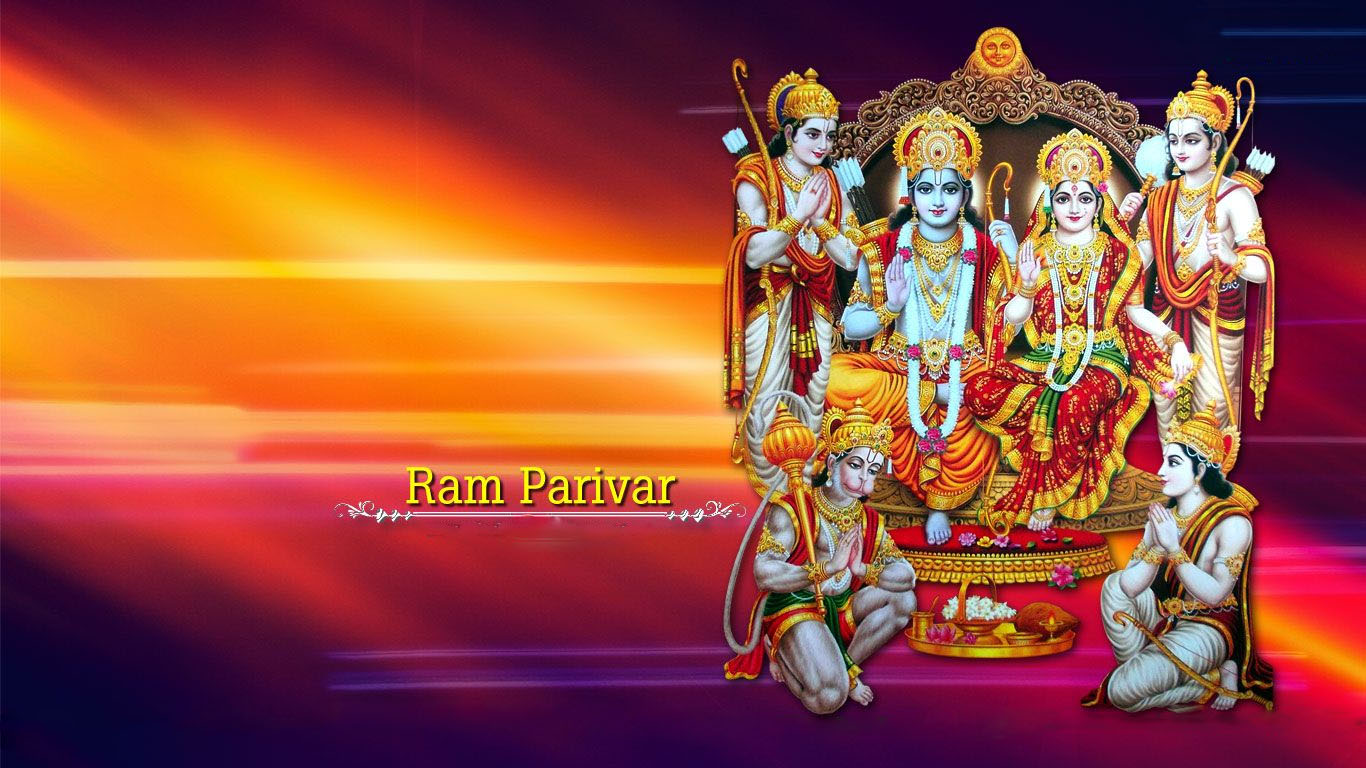 Lord Rama Lord Lakshmana And Goddess Sita Picture