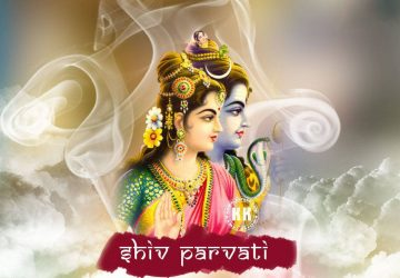Lord Shiva And Parvati Love Making