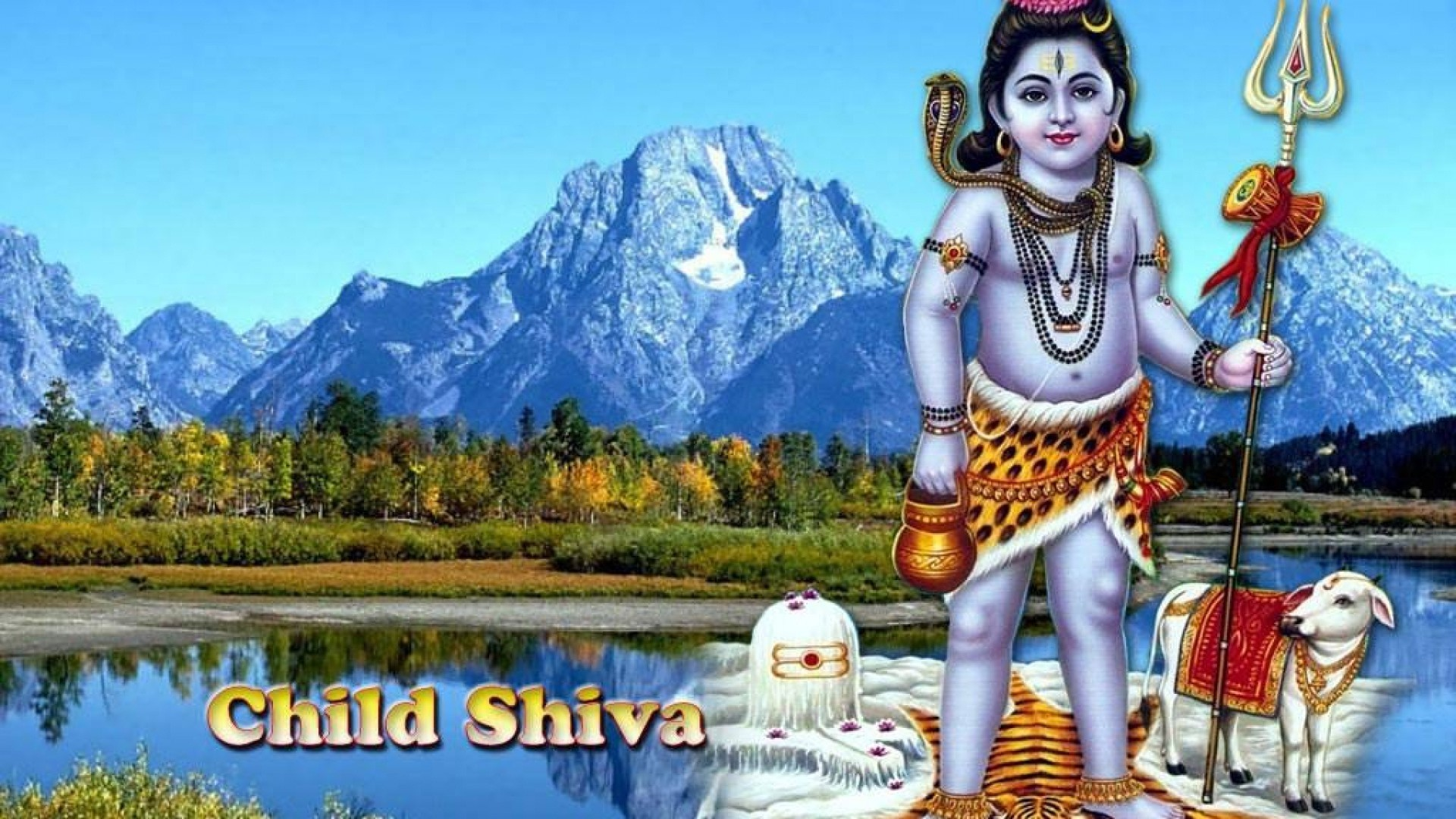 Lord Shiva Childhood Wallpapers