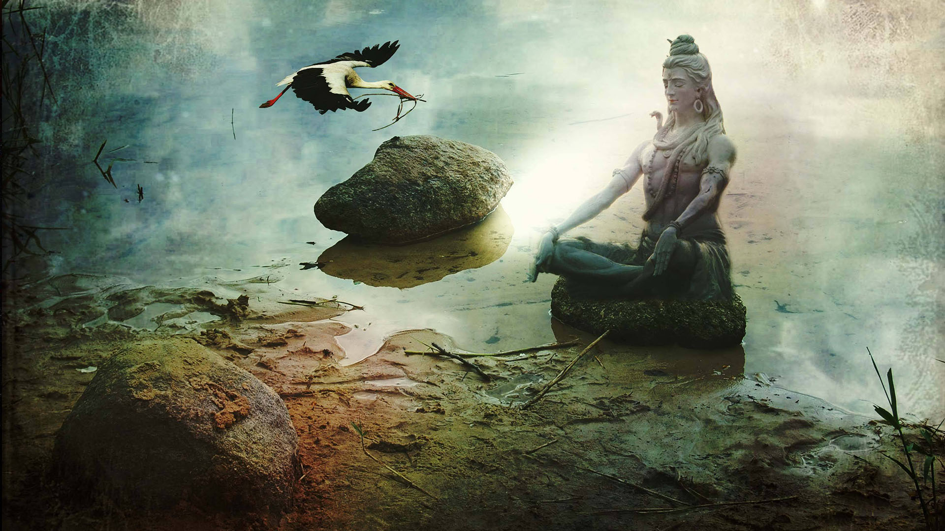 Lord Shiva Hd Wallpapers 1920×1080 Download