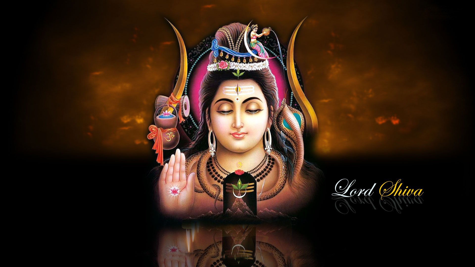 Lord Shiva Images Free Download