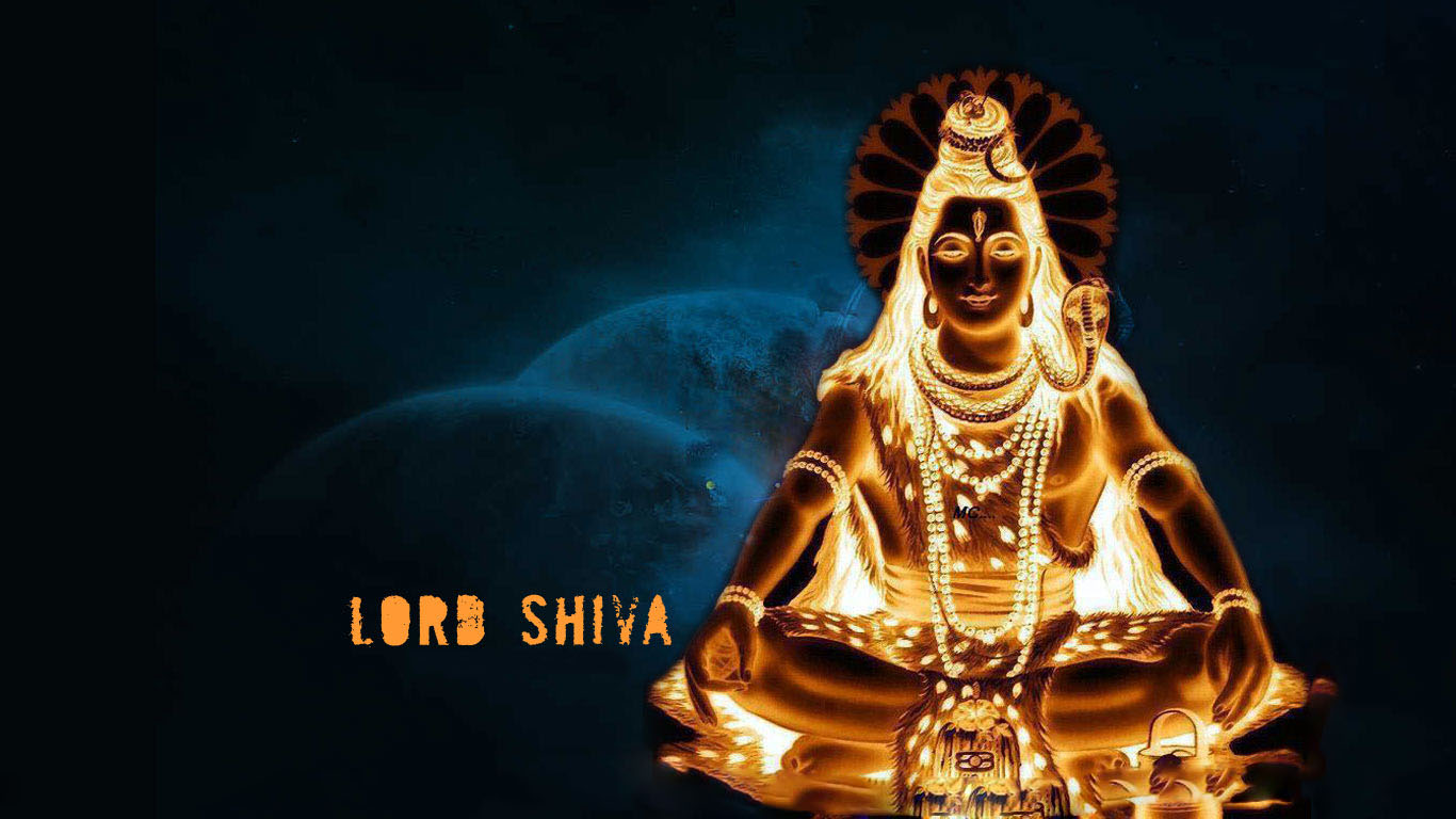 Lord Shiva Samadhi Hd Wallpaper