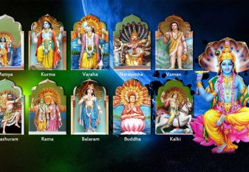 Lord Vishnu Dashavatar Wallpapers