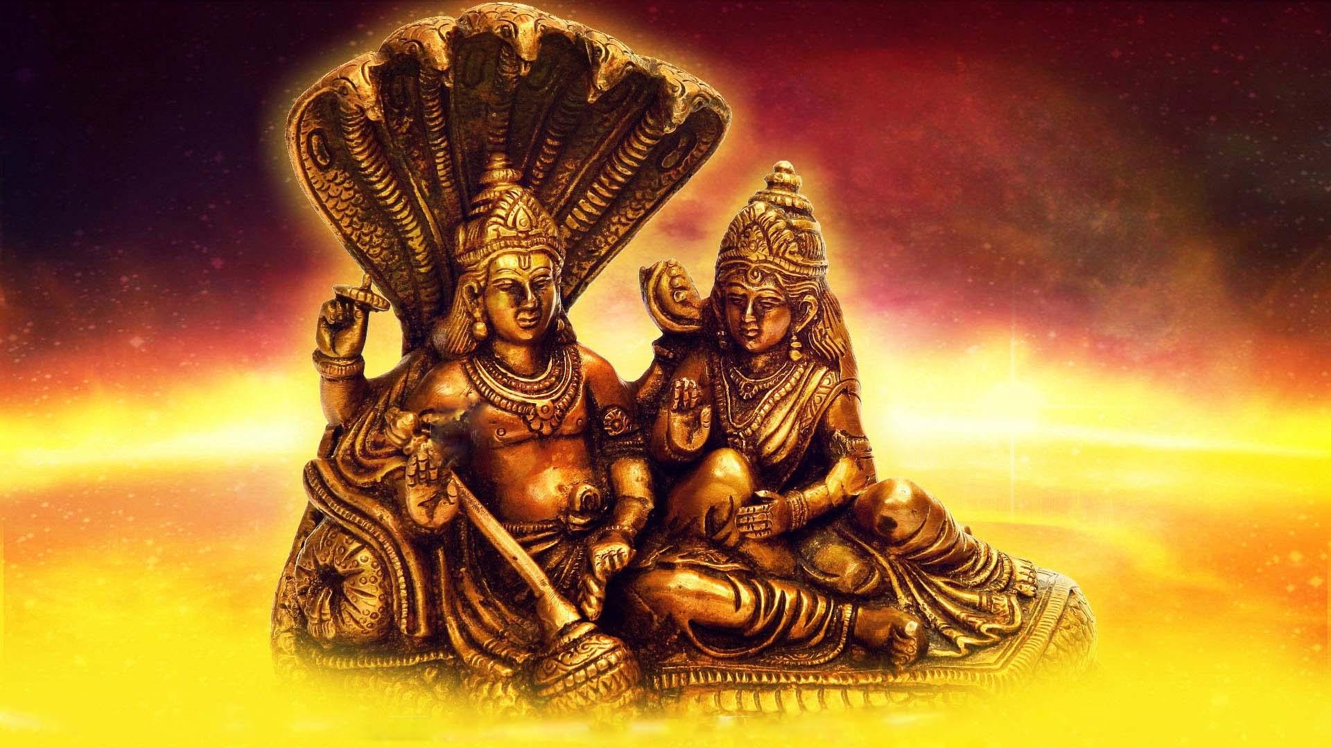 Lord Vishnu Hd Wallpaper