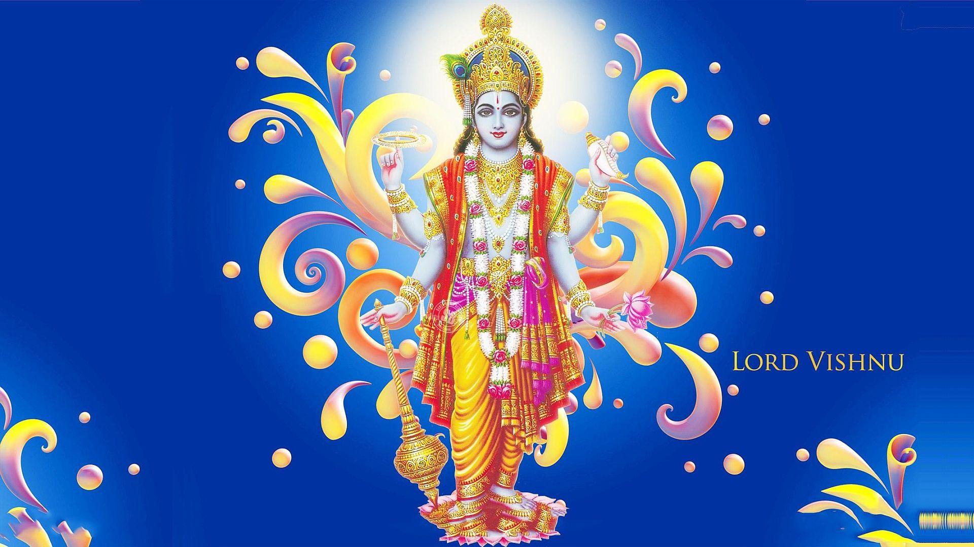 Lord Vishnu Images For Desktop Background