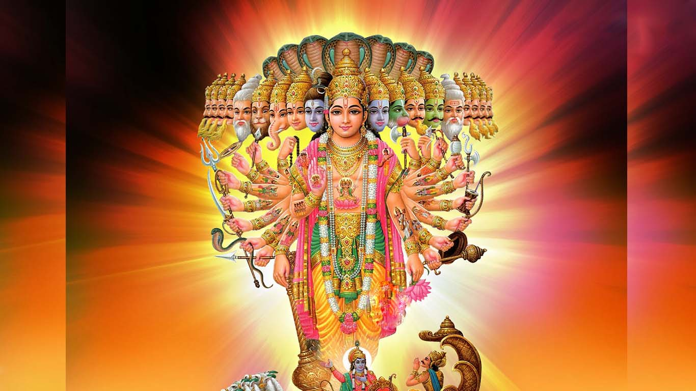 Lord Vishnu Images For Mobile