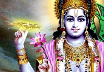 Lord Vishnu Images Full Hd