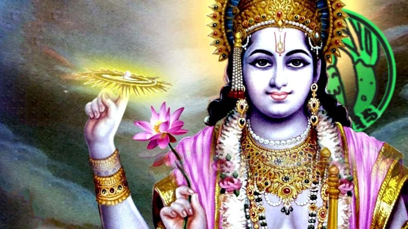 Lord Vishnu Images Full Hd