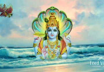Lord Vishnu Images Hd
