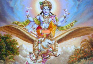 Lord Vishnu Vehicle Images Free Download