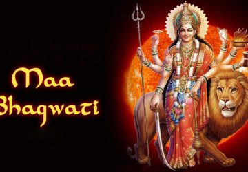 Maa Bhagwati Hd Wallpapers